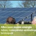 zonne-markt