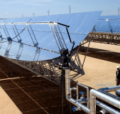Geconcentreerde zonnestroom groeit langzaam, maar gestaag