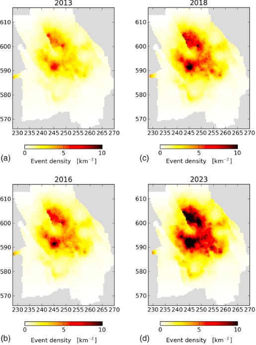 aantal-aardbevingen-per-kilometer-per-jaar