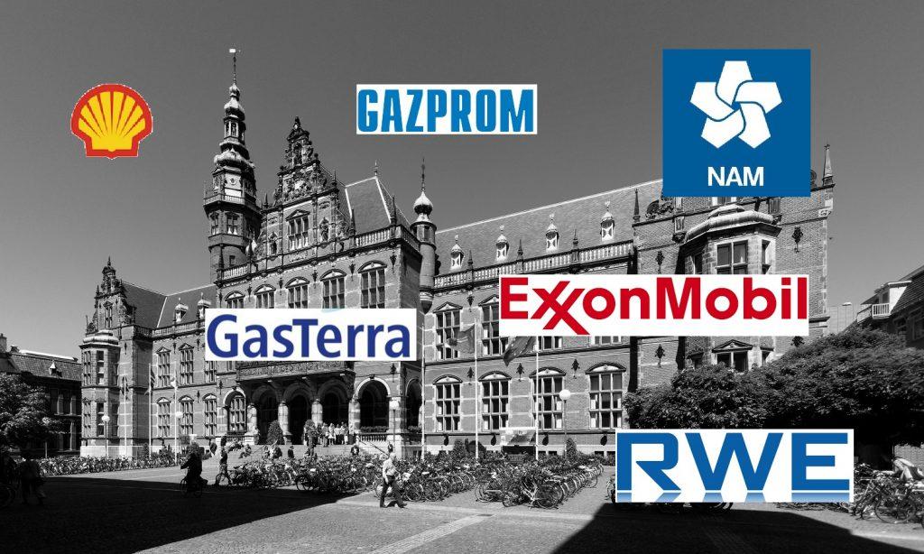Onderzoek toont omstreden banden fossiele brandstofindustrie en Rijksuniversiteit Groningen aan