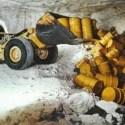 Wereldprimeur: opgraven 126.300 vaten kernafval uit Duitse zoutmijn
