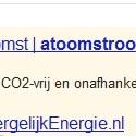 'Kernenergie CO2-vrij' mag niet meer