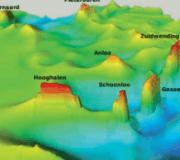 Zoutkoepels in Noord-Nederland als ondergronds berglandschap