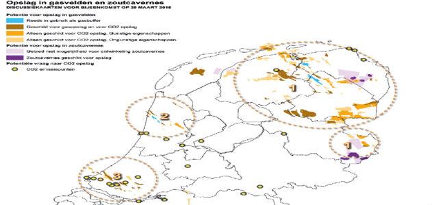 Noorden blijft in beeld voor aardbevingen en opslag CO2 en aardgas